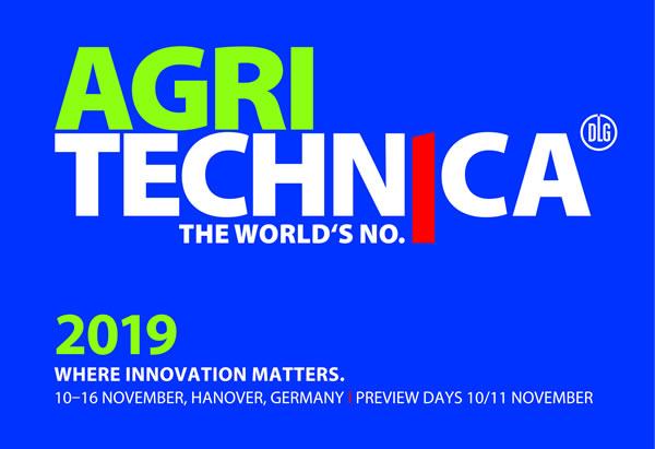 Saremo presenti a Agritechnica
